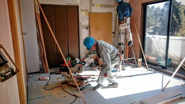 建設業の内装工事とは