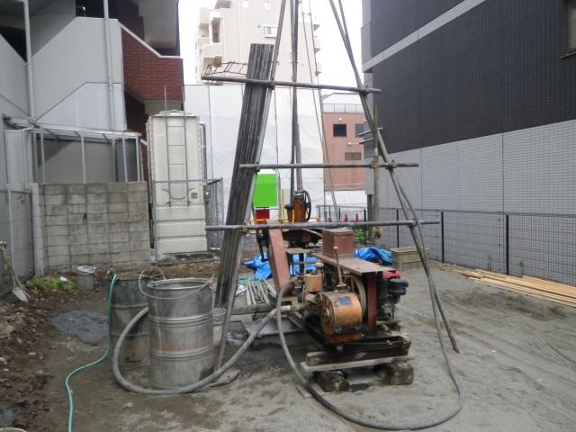 建設業のさく井工事とは