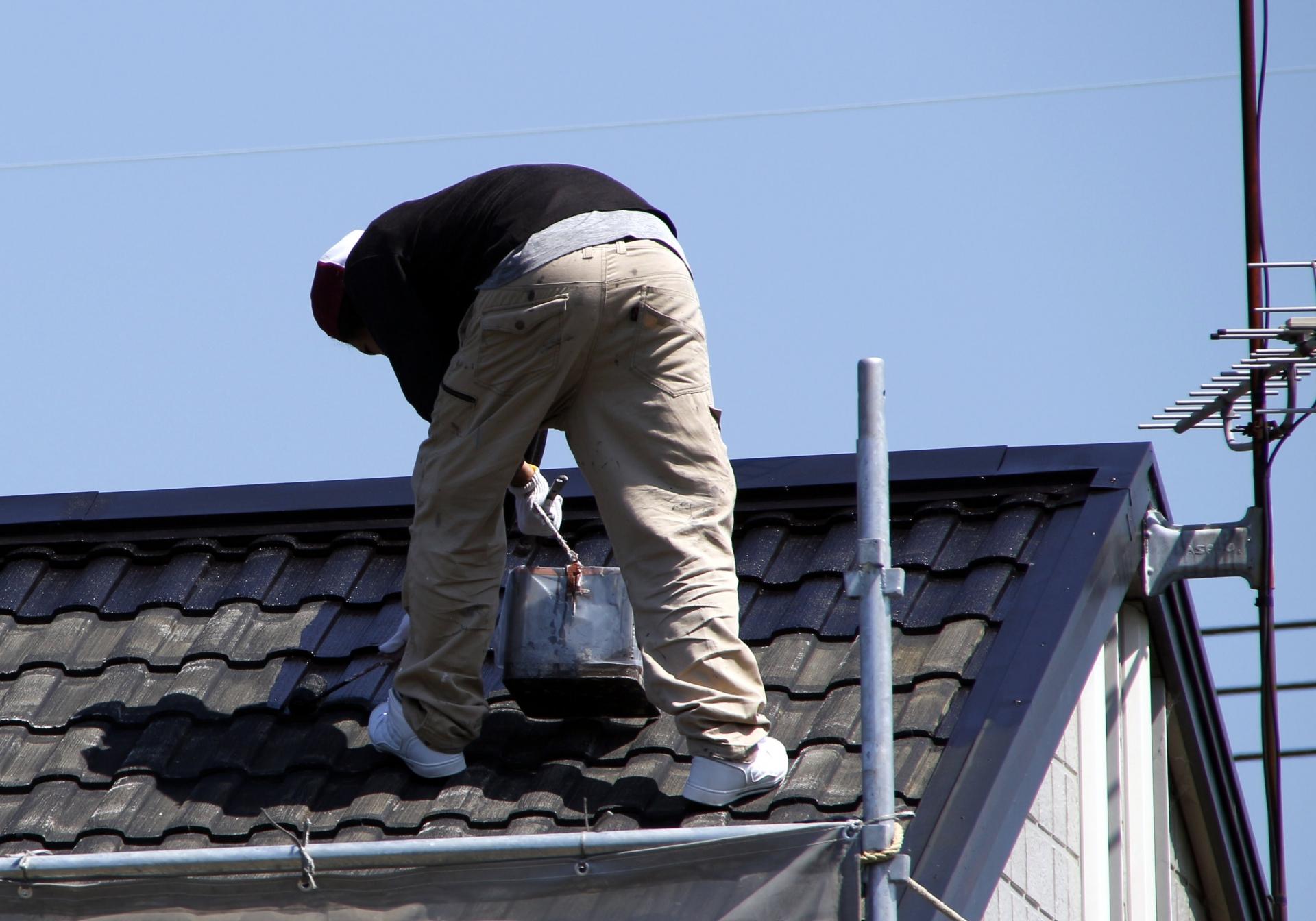 建設業の塗装工事とは