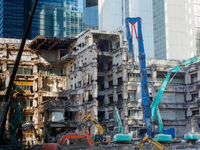 建設業の解体工事とは