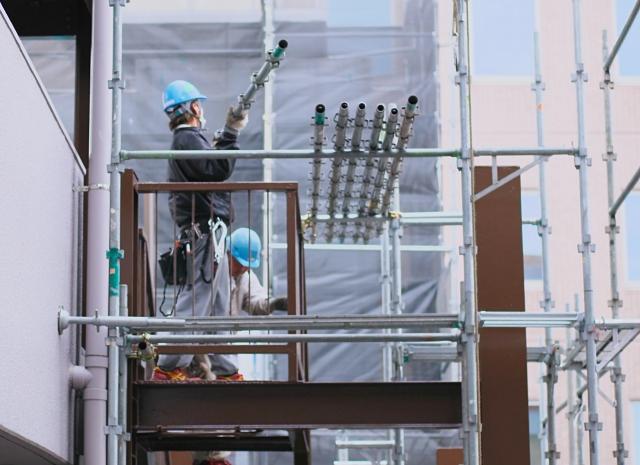 足場工事の建設業許可要件