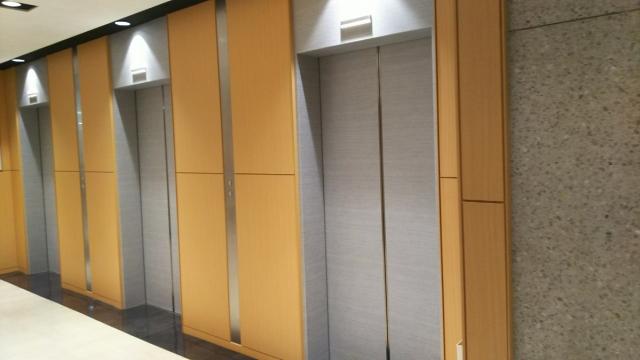 エレベーター工事とは