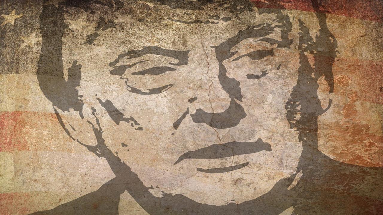 未知数な大統領